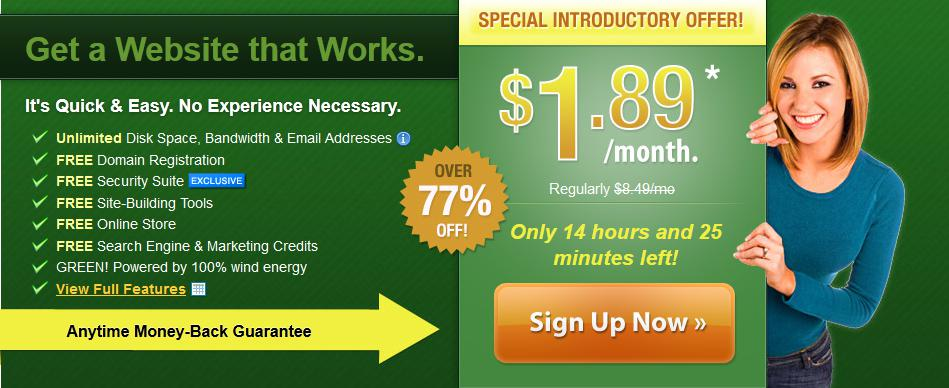 iPage虚拟主机最详细购买教程